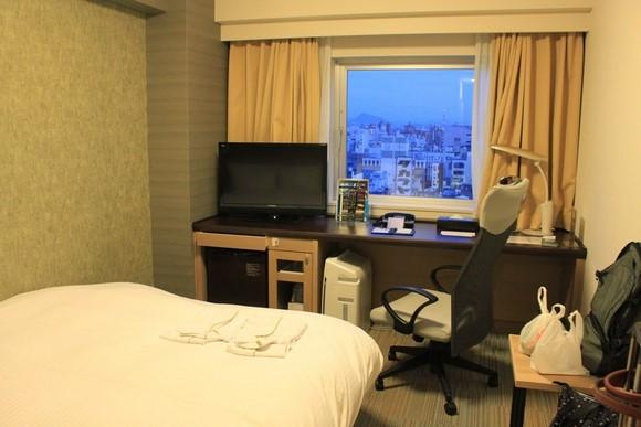 高松Daiwa Roynet Hotel_房間_05