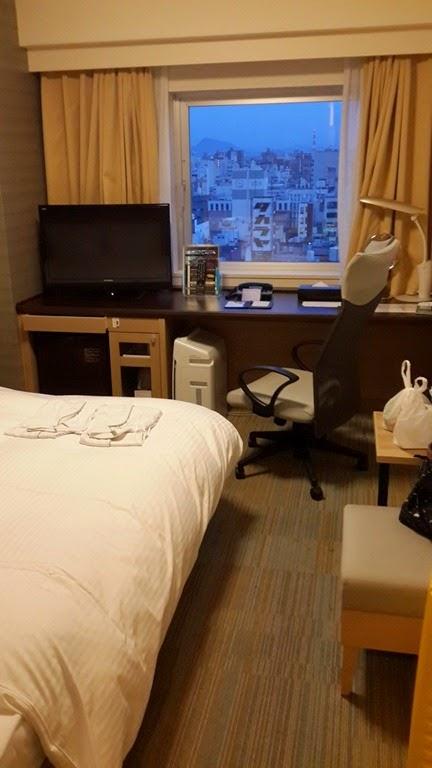 高松Daiwa Roynet Hotel_房間_06