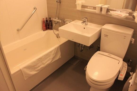 高松Daiwa Roynet Hotel_浴室_01