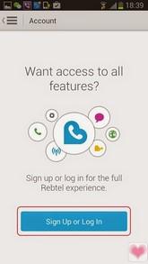 用Rebtel手機程式註冊Rebtel帳號_01