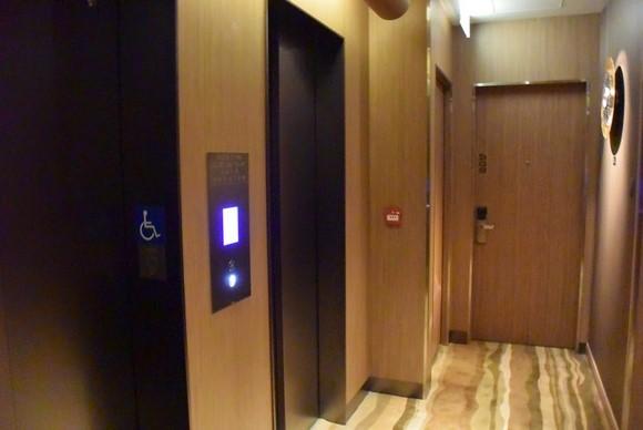香港隆堡柏寧頓酒店-走廊_01