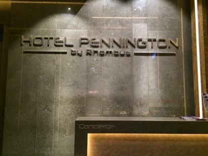 香港隆堡柏寧頓酒店-正門_05