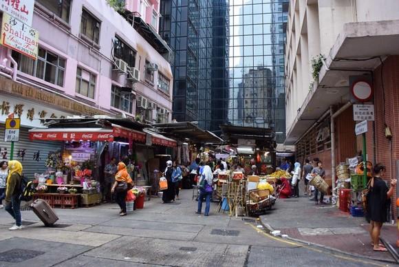 香港隆堡柏寧頓酒店-位置_13