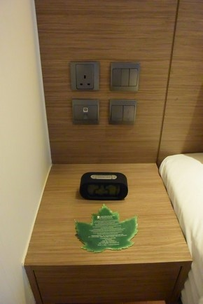 香港隆堡柏寧頓酒店-房間_52