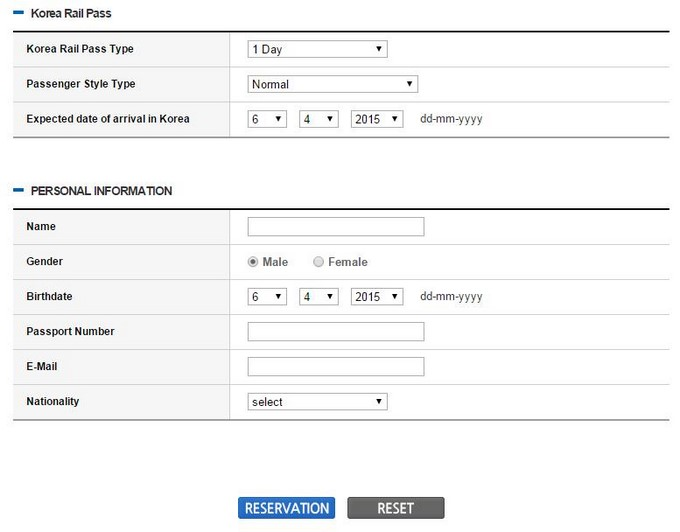 韓國KR Pass預約流程_03