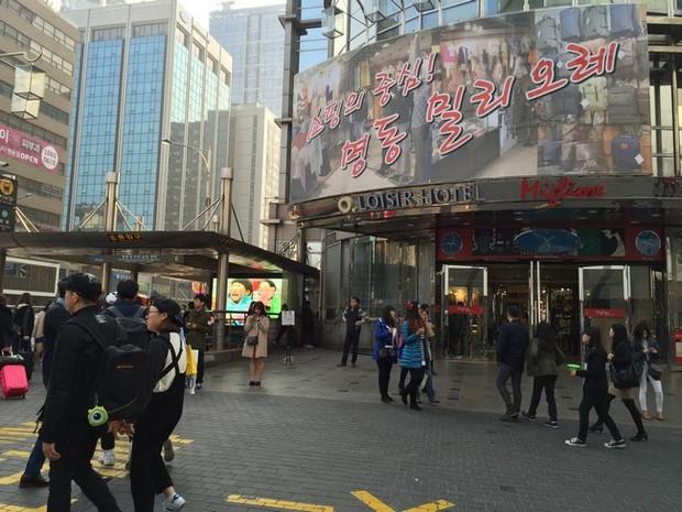 Loisir Hotel Seoul Myeongdong_04