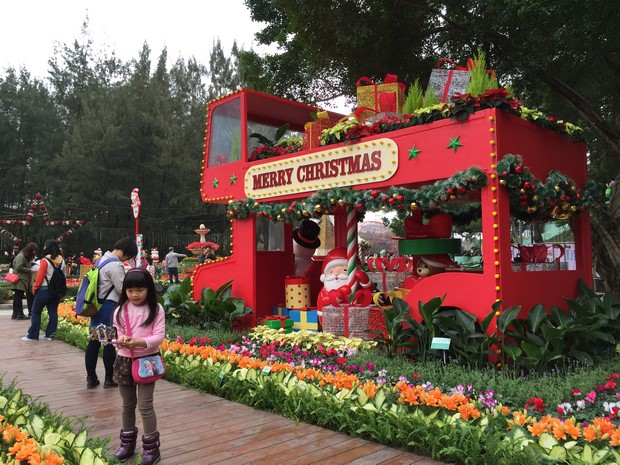 Macao Christmas Flower Show_12