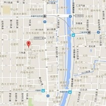 Hotel Gracery Kyoto Sanjo_Map
