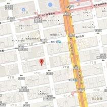 Lagent Stay Sapporo Odori_Map