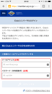 Puchase Ticket in USJ Website_52
