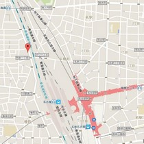 Richmond Hotel Nagoya Shinkansenguchi_Map