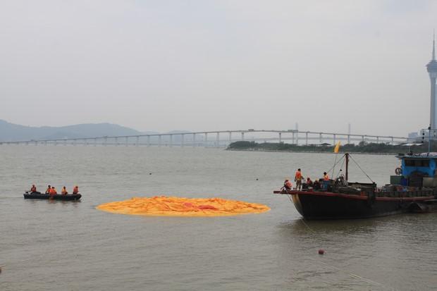 Yellow Duck at Macau_11