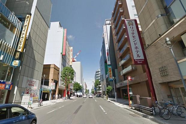 Richmond Hotel Sapporo Odori_02