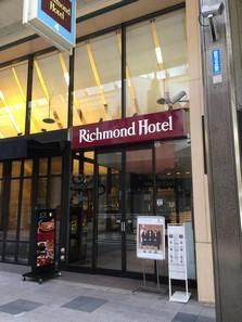 Richmond Hotel Sapporo Odori_Lobby_01