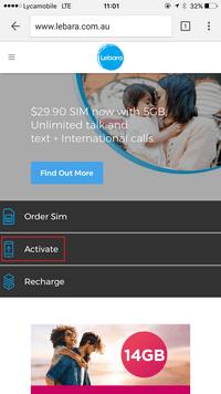 澳洲上網卡(SIM卡、電話卡)購買攻略和使用經驗分享+ 覆蓋、速度