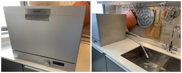 座枱式洗碗機安裝