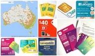 澳洲上網卡(SIM卡、電話卡)購買攻略和使用經驗分享 + 覆蓋、速度測試和價格比較