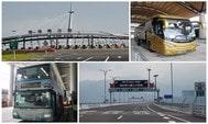 經港珠澳大橋從澳門到香港機場只需個半鐘 - 詳細乘車指南和水陸路比較