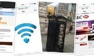 倫敦免費WiFi網絡