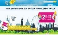 """倫敦景點門票""""兩人同行一人價錢"""" (London Travelcard 2FOR1 Offers)"""
