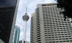 住@吉隆坡香格里拉大酒店