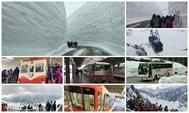 日本立山黑部系列(之一):立山黑部阿爾卑斯路線交通工具、車站設施與景點介紹