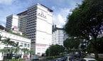 住@新加坡Traders Hotel
