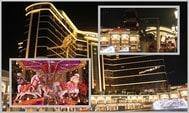 澳門永利皇宮(Wynn Palace Macau)開幕啦:音樂噴泉+觀光纜車全面睇