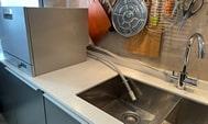 座枱式洗碗機(台式洗碗碟機)進水管與排水管安裝分享