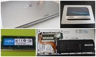 手提電腦升級(加RAM、換SSD固態硬碟)分享